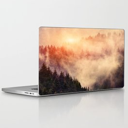 In My Other World Laptop & iPad Skin