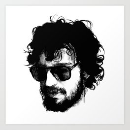FABRIZIO Art Print