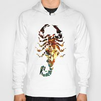 drive Hoodies featuring Drive by Carlo Spaziani