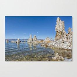 Mono Lake Tufa, No. 1 Canvas Print