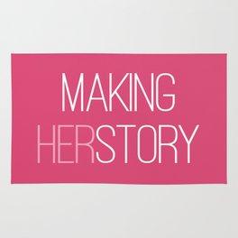 Making HERstory Rug