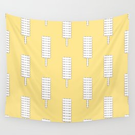 Twister Lolly  Wall Tapestry