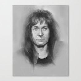 Blackie Lawless Canvas Print