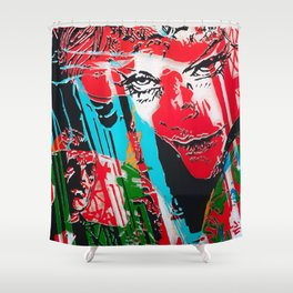 The Doctor is Here Shower Curtain