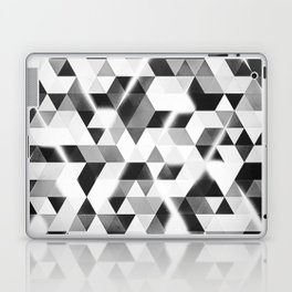 amped (monochrome series) Laptop & iPad Skin