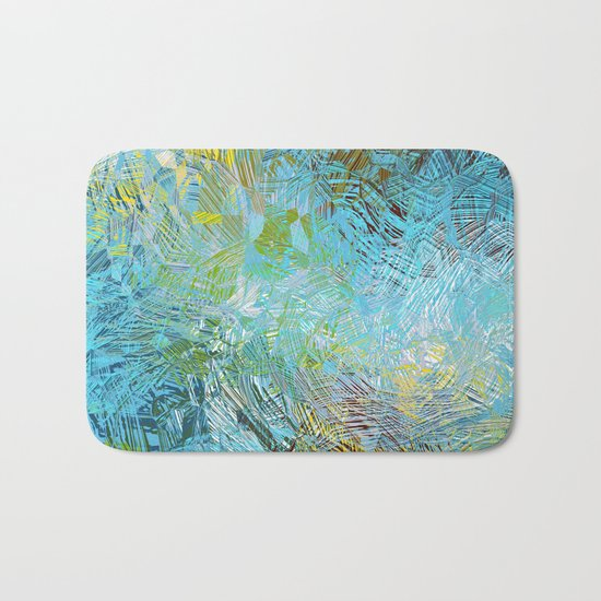 Frosted Illusions Bath Mat