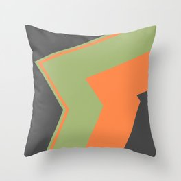 Chicane Throw Pillow