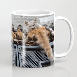 A Bunch of Cats Coffee Mug
