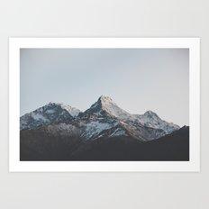 Himalayas XI Art Print