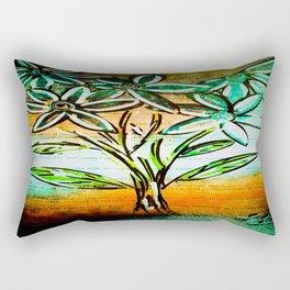 Confidenial Rectangular Pillow