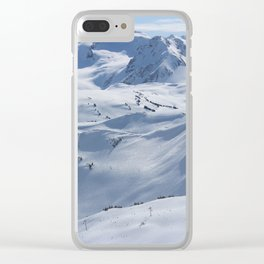 Symphony Amphitheater Clear iPhone Case