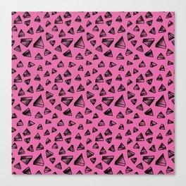 Pathfinder Noisy Canvas Print