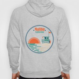 Malibu, California Hoody