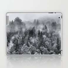 Foggy night Laptop & iPad Skin