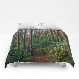 Trees: IV // Oregeon Comforters