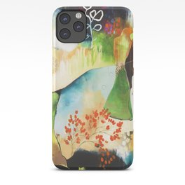 """Rainwash"" Original Painting by Flora Bowley iPhone Case"