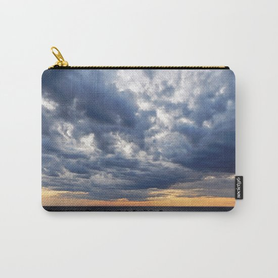 Clouds on the Sea Carry-All Pouch
