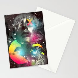 Im electric Stationery Cards