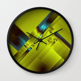 colors for your home -205- Wall Clock
