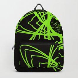 Neon light 5 Backpack