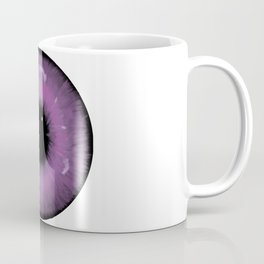 Purple Eye of Glory Coffee Mug