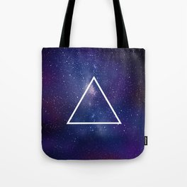 Space Geometry 1 Tote Bag