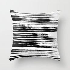 Textured Stripes Throw Pillow