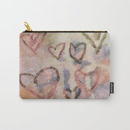 Heart No.18 Carry-All Pouch
