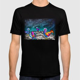 Space Chickens T-shirt