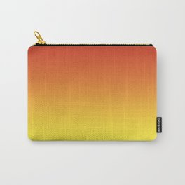 Space Queen Fire Ombre Carry-All Pouch
