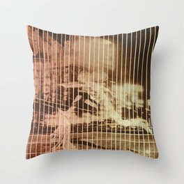 line of the times Throw Pillow