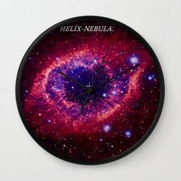 HELIX NEBULA. Wall Clock