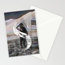 S is for Space. Stationery Cards