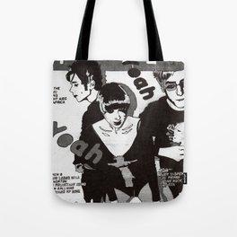 Yeah's Tote Bag