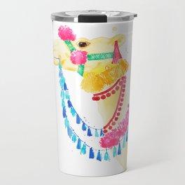 Marrakesh Camel Travel Mug