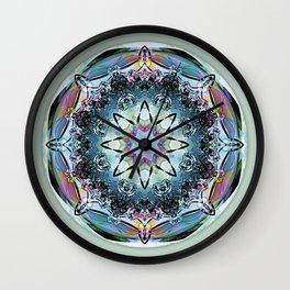 Mandalas from the Heart of Truth 2 Wall Clock