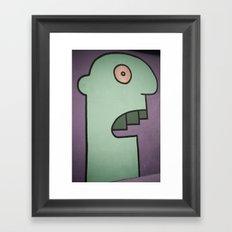 ESG002 Framed Art Print