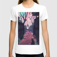 lovers T-shirts featuring Lovers by youcoucou