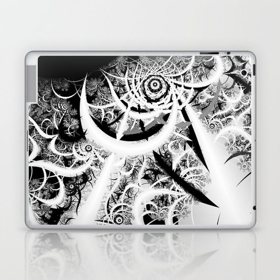 Through the Void Laptop & iPad Skin
