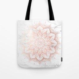 Imagination Rose Gold Tote Bag