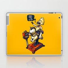 Mony Mony Laptop & iPad Skin