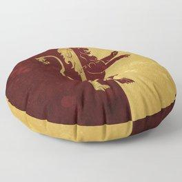 Gryffindor Floor Pillow