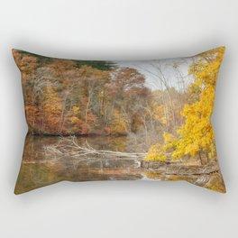 Fall Colors in Katonah Rectangular Pillow