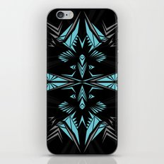 Mint shape iPhone & iPod Skin