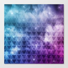 Galaxy Fade Canvas Print