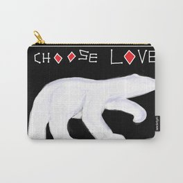 I Choose Love! Carry-All Pouch