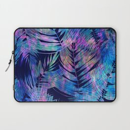 Waikiki Tropic {Blue} Laptop Sleeve