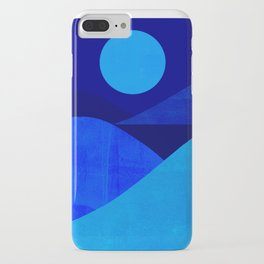 Abstraction_Moonlight iPhone Case