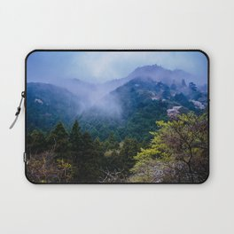 Japanese forest 2 Laptop Sleeve