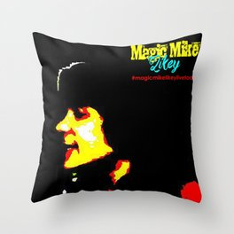 Shiner & Moondogg Throw Pillow